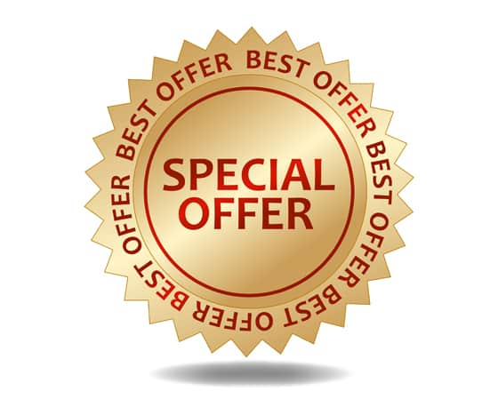 END of MAY SPECIAL OFFER – SAVE £40.00
