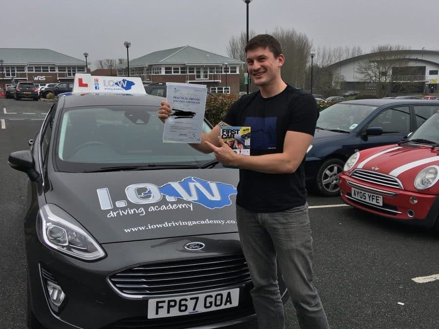 One Week Intensive & a 1st Time Pass with Rob.