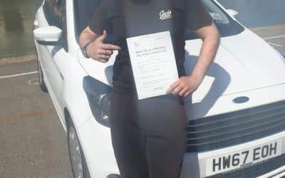Adrian passes 1st time with the IOWDA