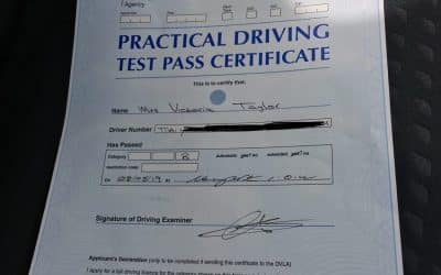 1st Time Test Pass in only 15 days
