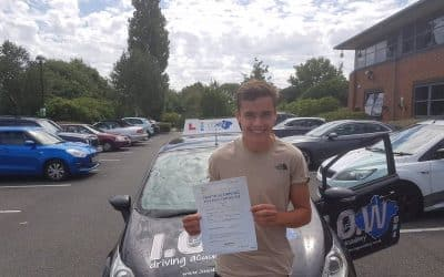 Ethan joins our 80% 1st time pass rate.