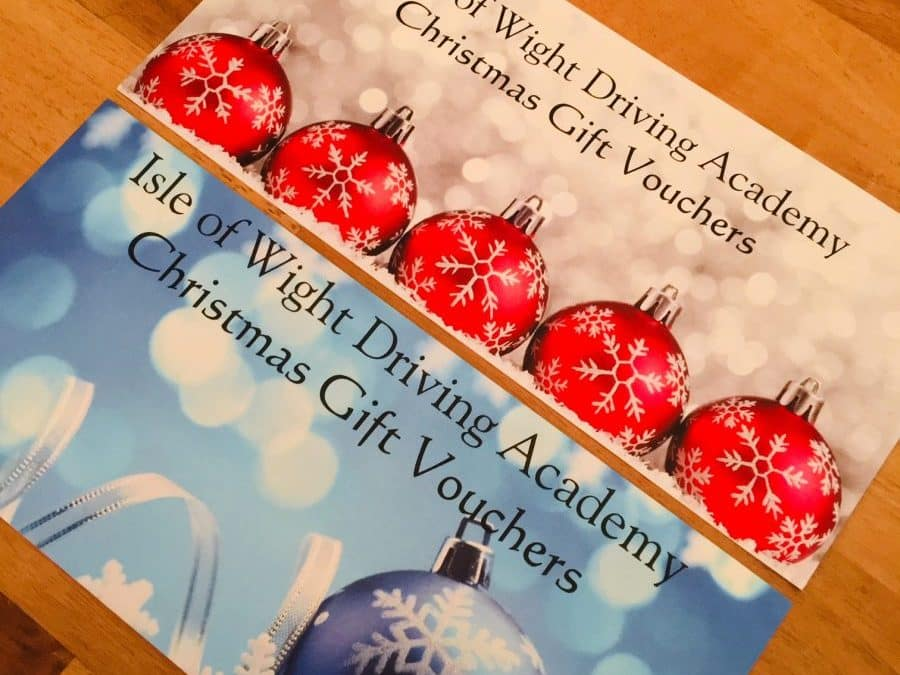 CHRISTMAS GIFT VOUCHERS.