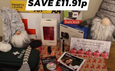 GOLD CHRISTMAS GIFT PACK – SAVE £11.91p