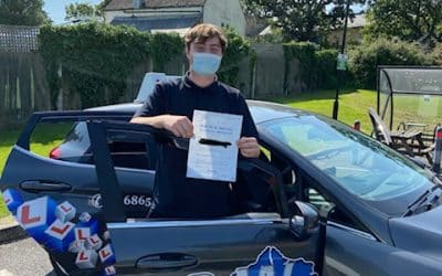 Aasha passes with only 4 driving faults
