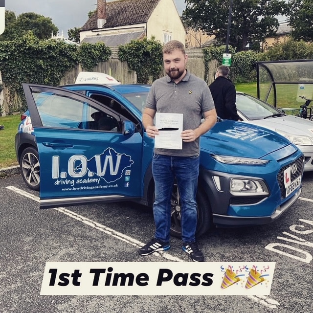 7 out of 8 tests passed 1st Time
